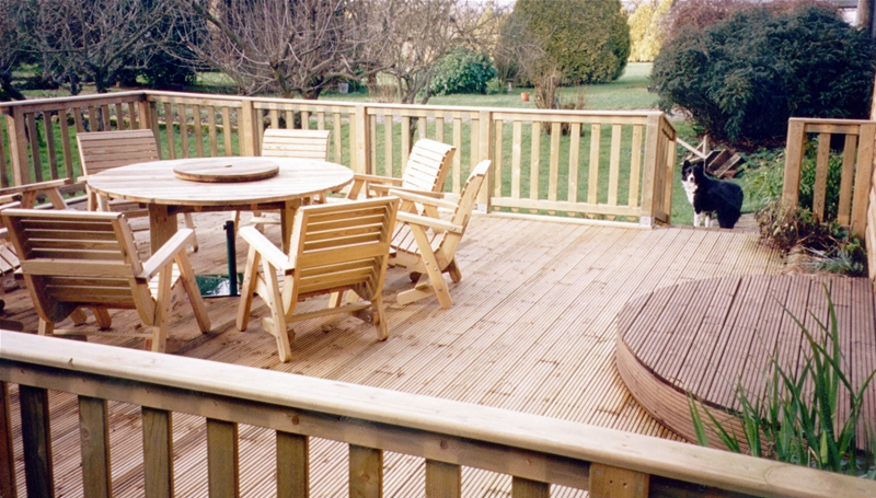 Five Beautiful Features To Consider For Your Back Garden
